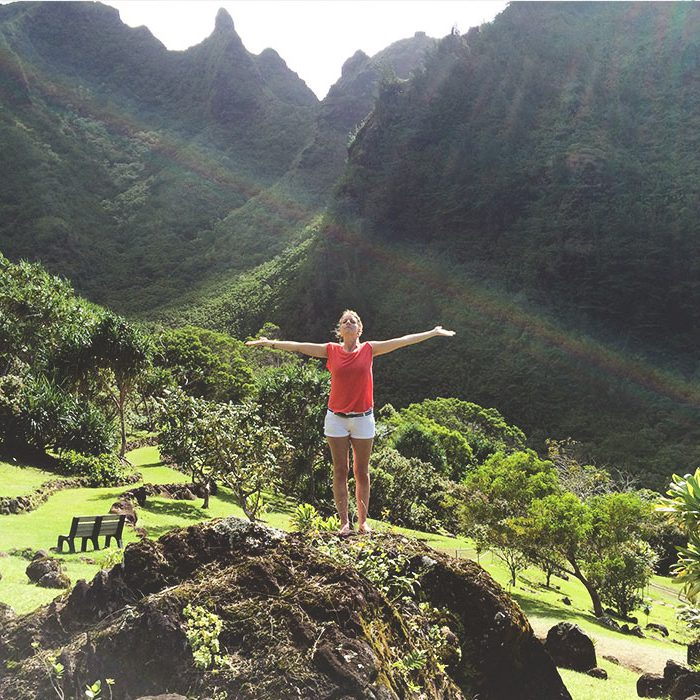 Miriam Scheffler - Limahuli - Kauai